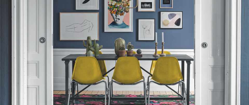 10 ways to display art in your home