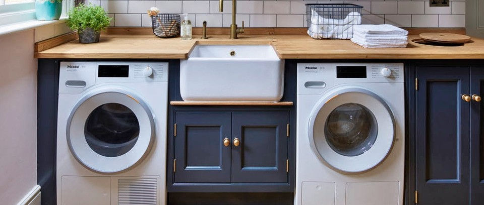 How to design the perfect utility room