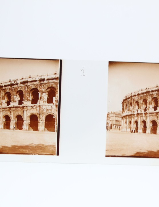 Colosseum on film