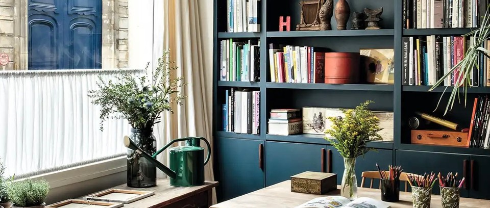 Creating cohesion: Camille Hermand's characterful Parisian home