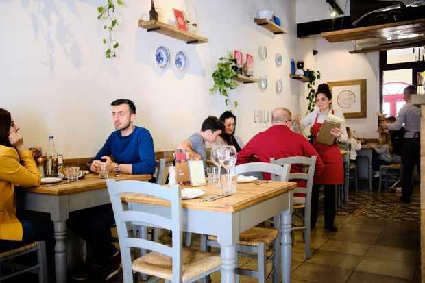 Diar Il-Bniet restaurant