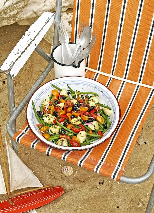 Easy Vegetable Salad Recipes Olivemagazine