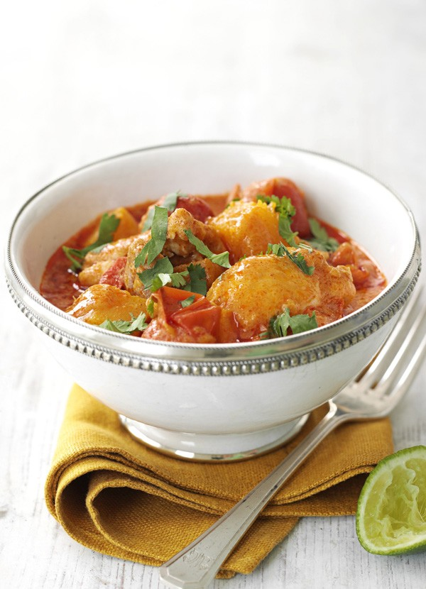 Thai Red Curry Recipe With Chicken and Butternut Squash