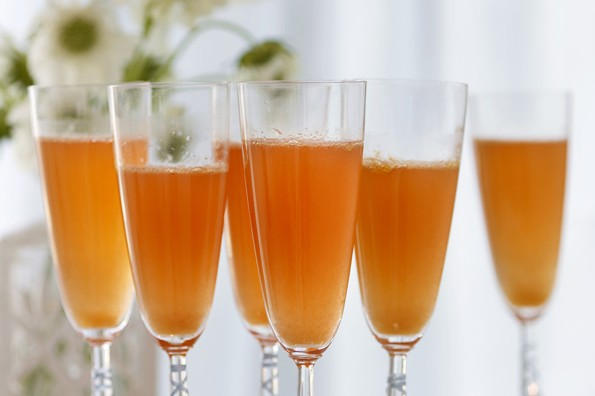 Sparkling Orange Cocktail Recipe