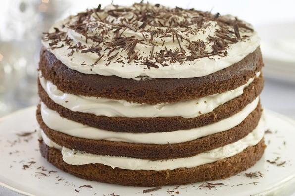 Tiramisu Cake Recipe with Chocolate