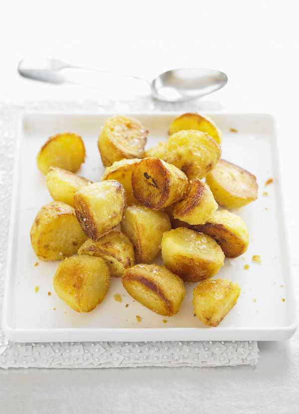 Goose Fat Roast Potatoes Recipe