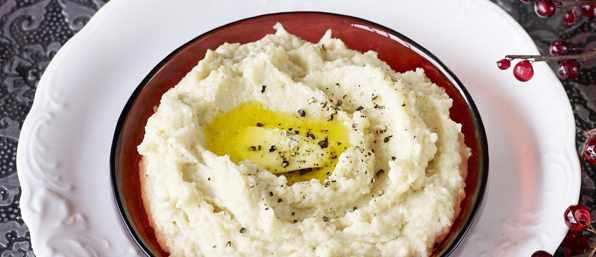 Celeriac Purée Recipe with Apple