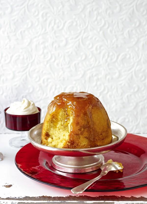 Stem Ginger Pudding Recipe