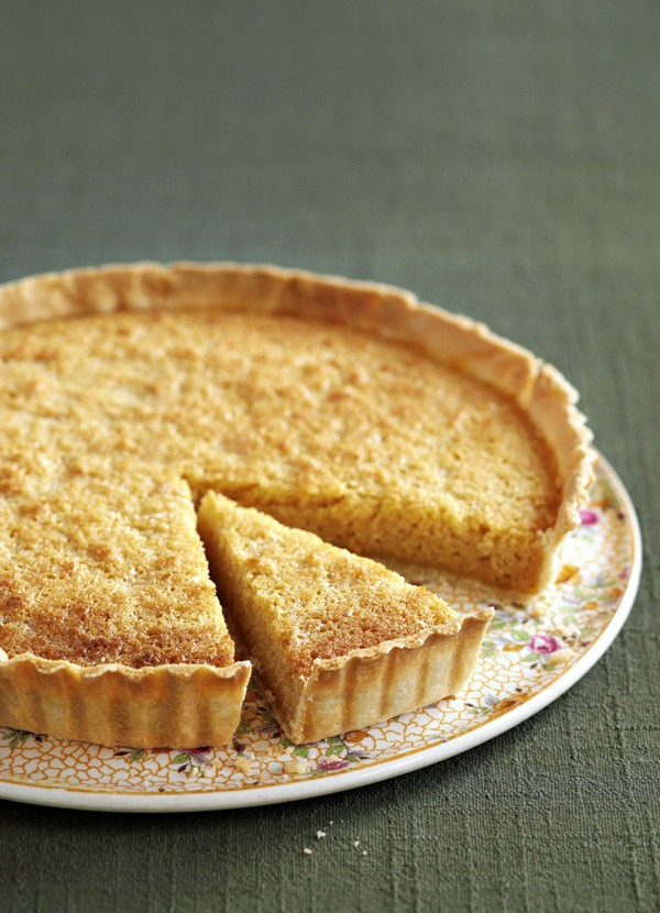 Easy Treacle Tart Recipe Olivemagazine