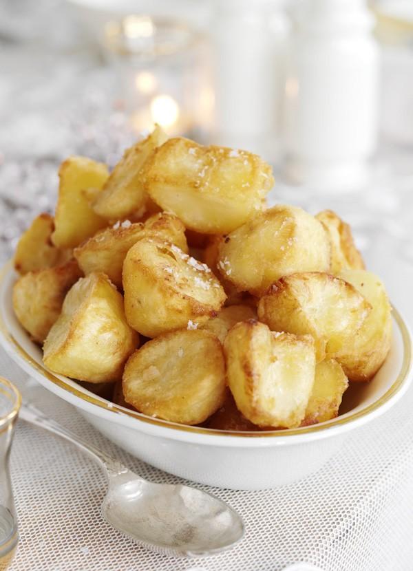 Crispy Roast Potatoes Recipe