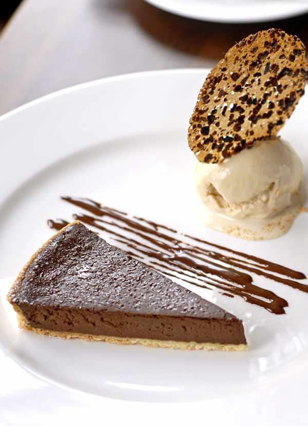 Chocolate Tart Recipe With Baileys Ice Cream