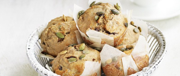 Healthy Breakfast Muffins Recipe Olivemagazine