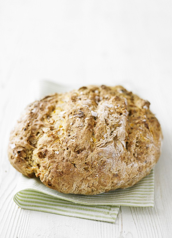Quick Bread Recipe For Carrot and Walnut Bread