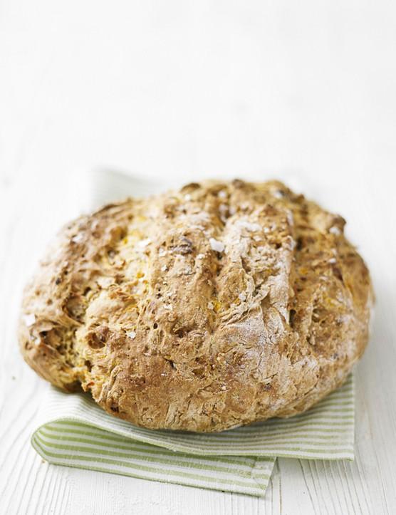 Quick Bread Recipe For Carrot and Walnut Bread
