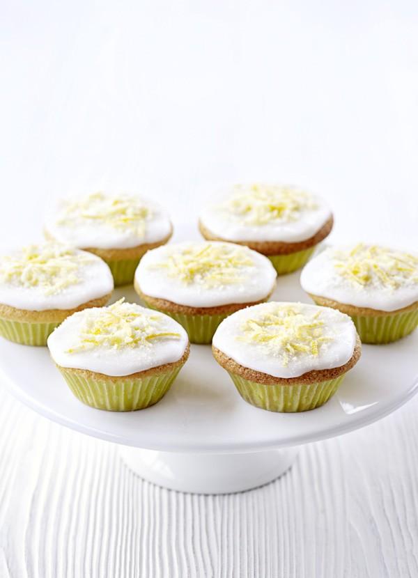 Lemon Fairy Cakes Recipe