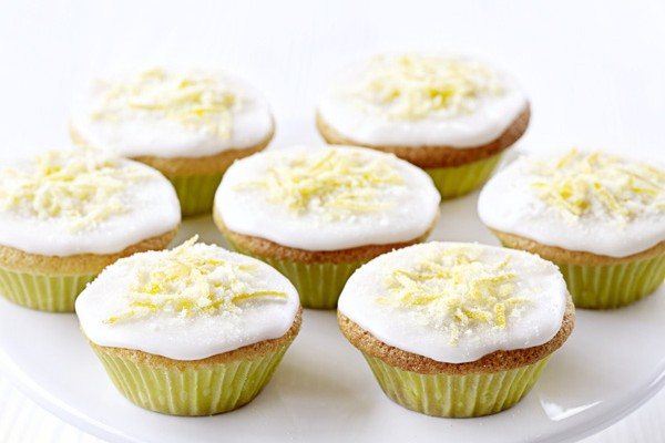 Easy Lemon Cupcakes Recipe