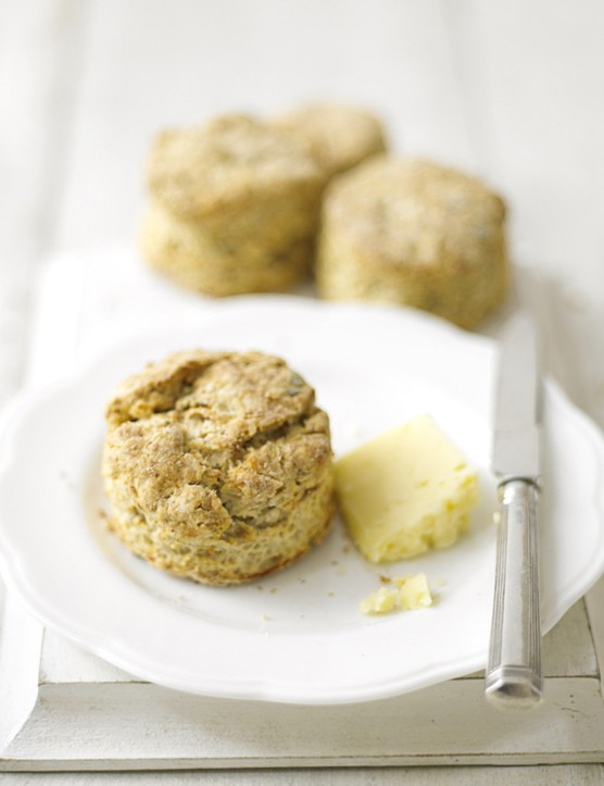 Apple Scones Recipe