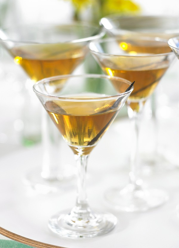 Vanilla Martini Recipe
