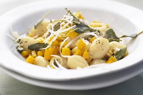 Gnocchi Recipe with Butternut Squash and Sage