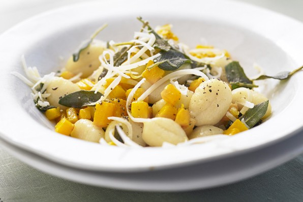Gnocchi Recipe with Butternut Squash and Sage