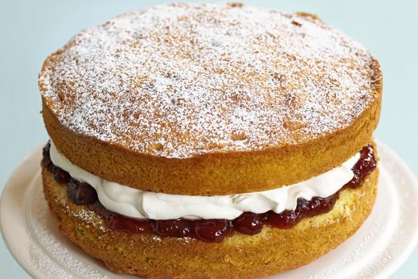 Best Sponge Cake Recipes Uk: 24 Easy Cake Recipes For Simple Cakes