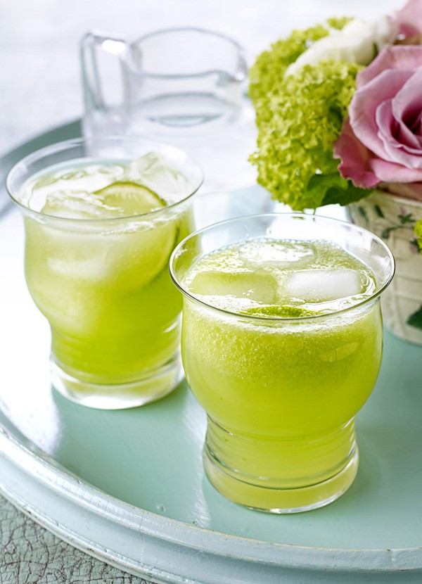 Cucumber Gin Fizz Recipe