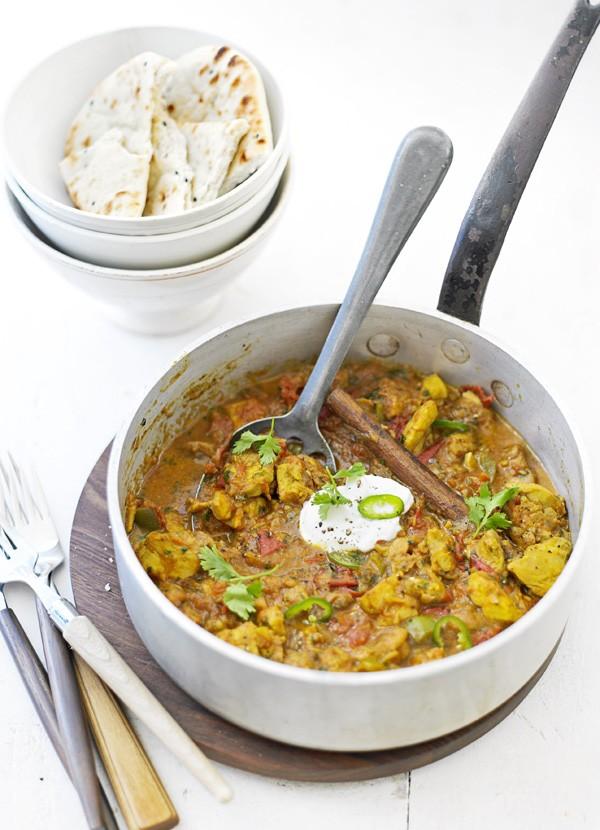 Chicken Jalfrezi Curry Recipe