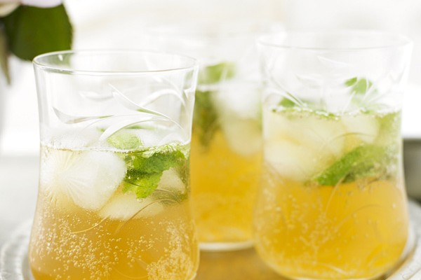 Iced Tea Recipe with Mint