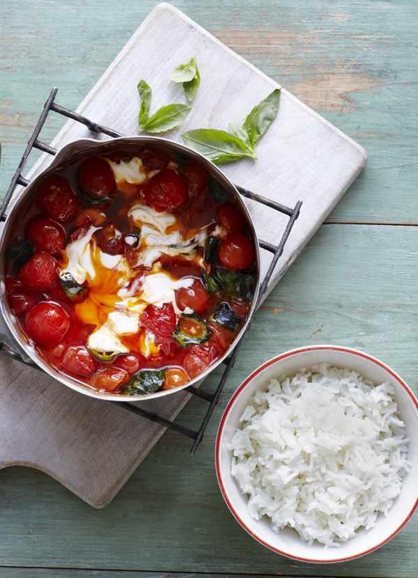 Tomato and Basil Recipe