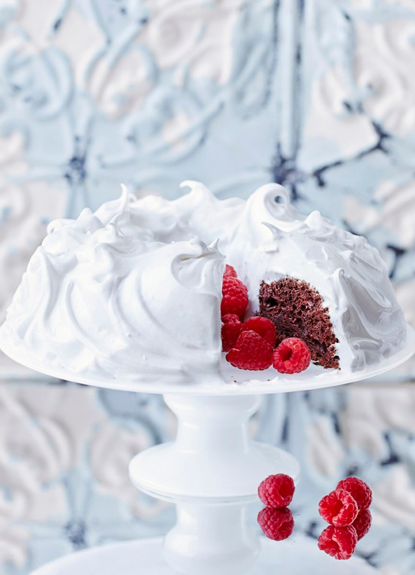 Raspberry Red Velvet Cake Recipe