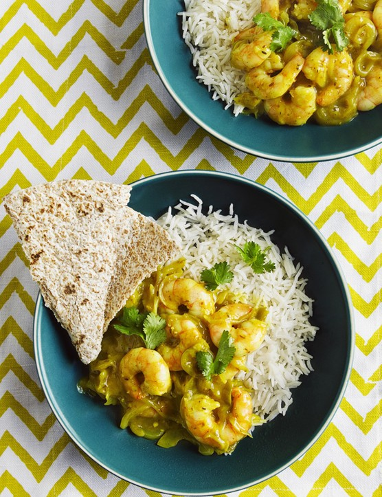 Tamarind Prawn Curry Recipe