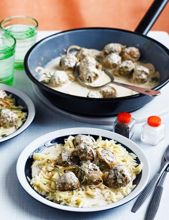 Pork Meatballs Recipe With Sage