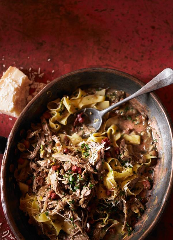 Pheasant Ragu Recipe