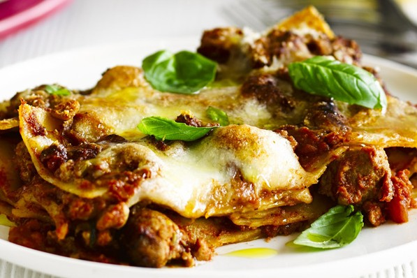 Italian Sausage and Fennel Lasagne Recipe