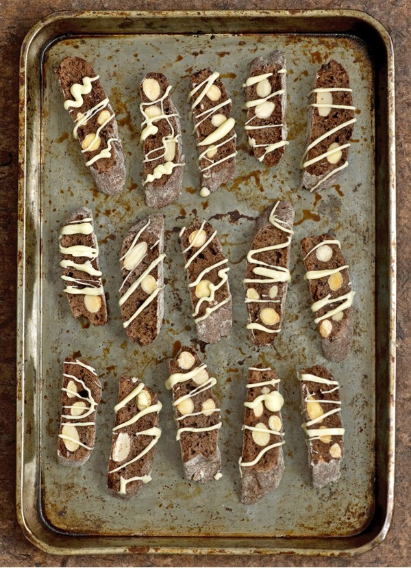 Almond Biscotti Recipe With Double Chocolate