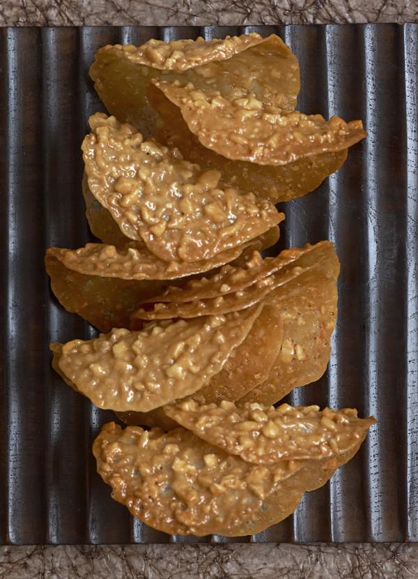 Cashew tuiles