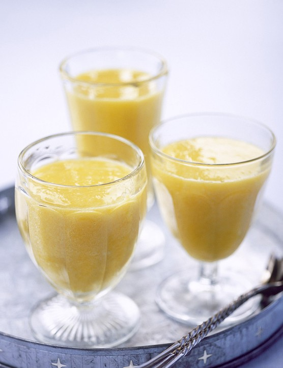 Mango Smoothie Recipe With Orange