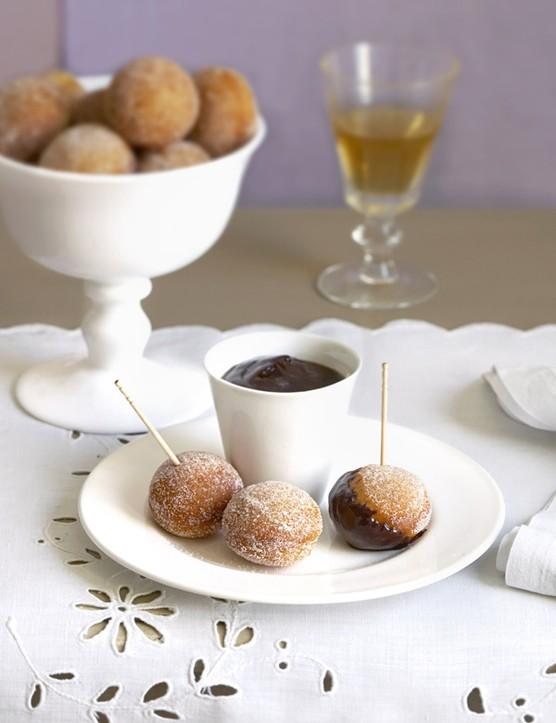 Cinnamon Donut Recipe