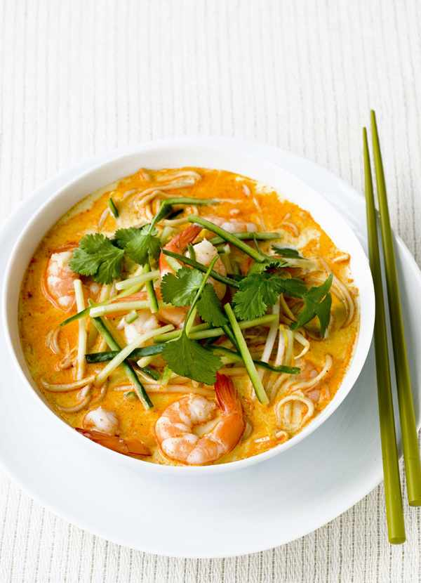 Prawn Laksa Recipe