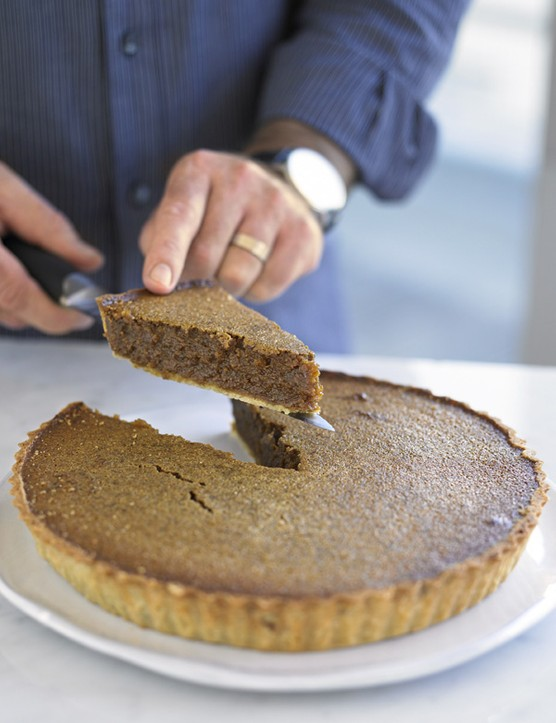 Best ever treacle tart