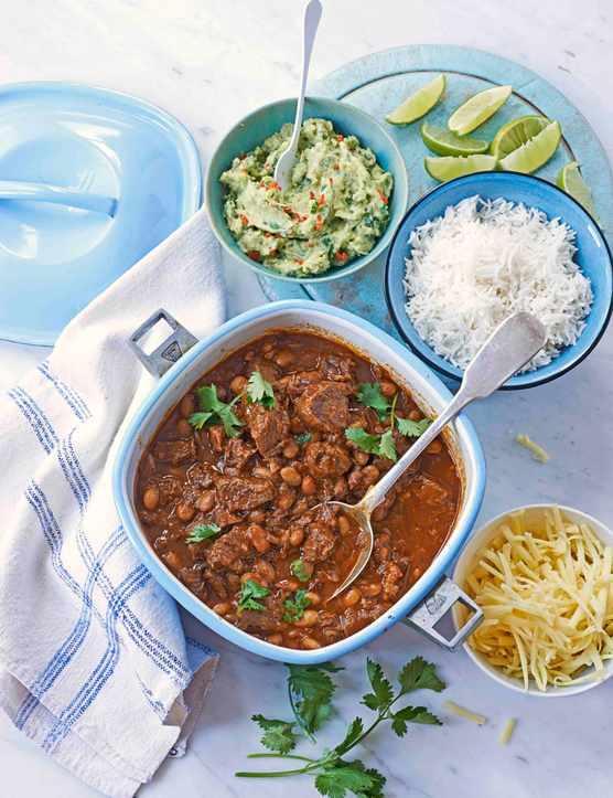 Beef Chilli Recipe