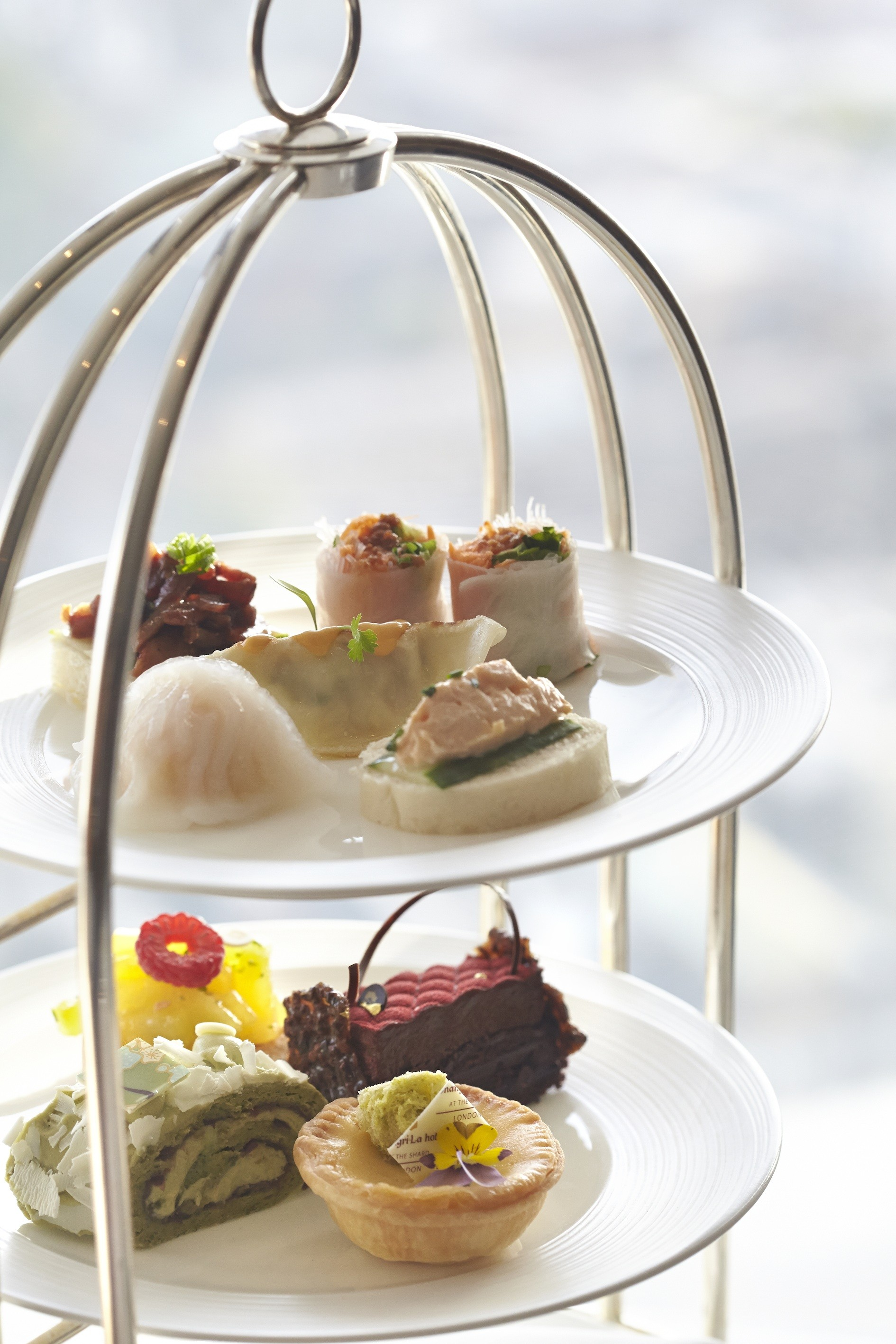 TING, Shangri-La Hotel, The Shard: Afternoon Tea Review