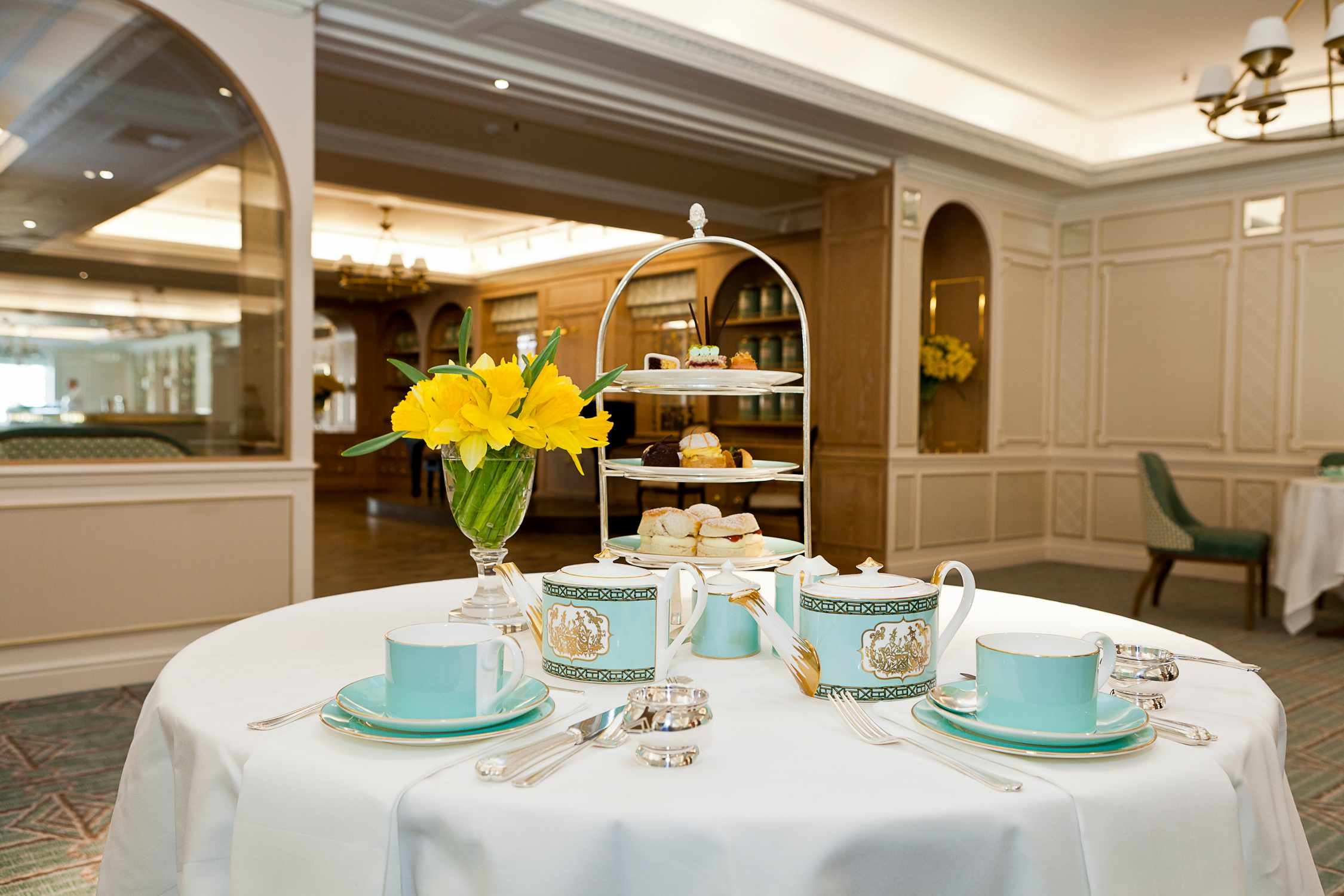 Fortnum and Mason Afternoon Tea Review