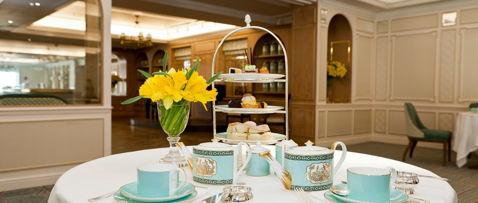 Fortnum and Mason Afternoon Tea Review - olivemagazine