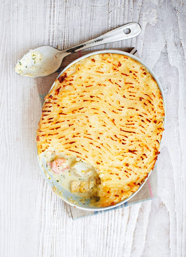 Classic Fish Pie Recipe