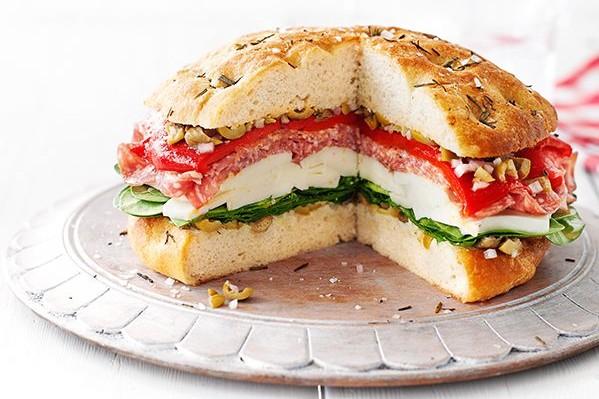 Italian Picnic Loaf Recipe