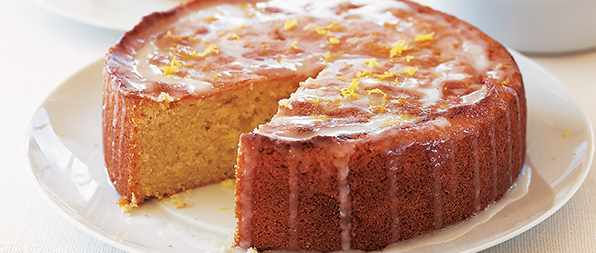 Easy Lemon Drizzle Cake Recipe Uk