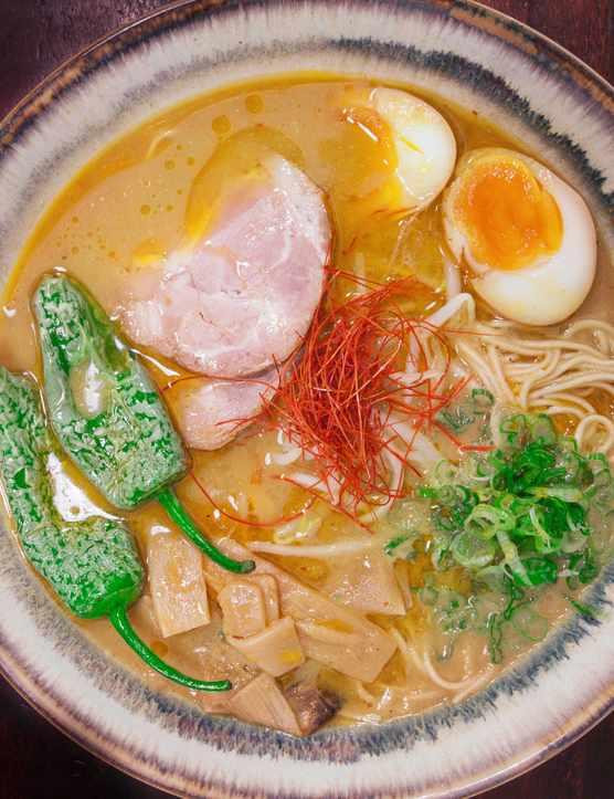 Bone Daddies Ramen Noodles Recipe