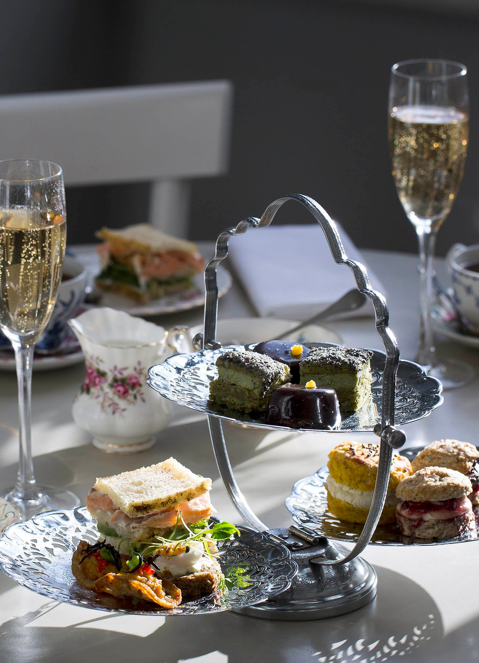 The Modern Pantry, London EC1: Afternoon Tea Review