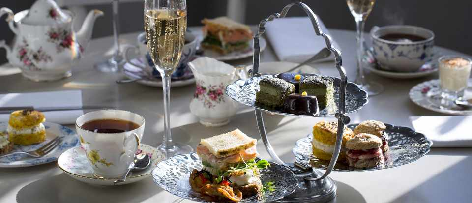 The Modern Pantry London Ec1 Afternoon Tea Review